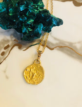 Philosopher's Coin Gold Necklaces - Shop Realign
