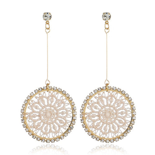 Grace and Lace Earrings - Shop Realign