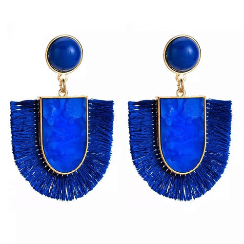 Devi Tassle Earrings - Shop Realign