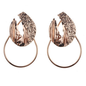 Steph Gold Earrings - Shop Realign