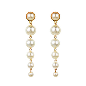 Cascading Pearls - Shop Realign