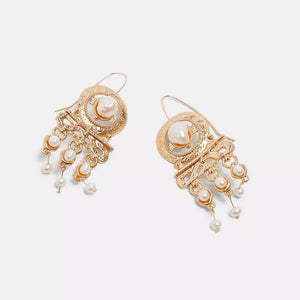 Meet Me In Bali Baroque Earrings - Shop Realign
