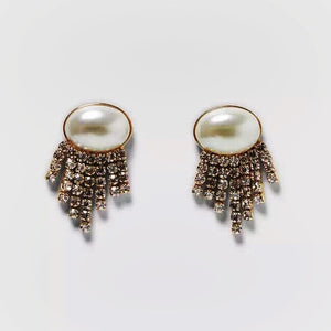 I Do Pearl Earrings - Shop Realign
