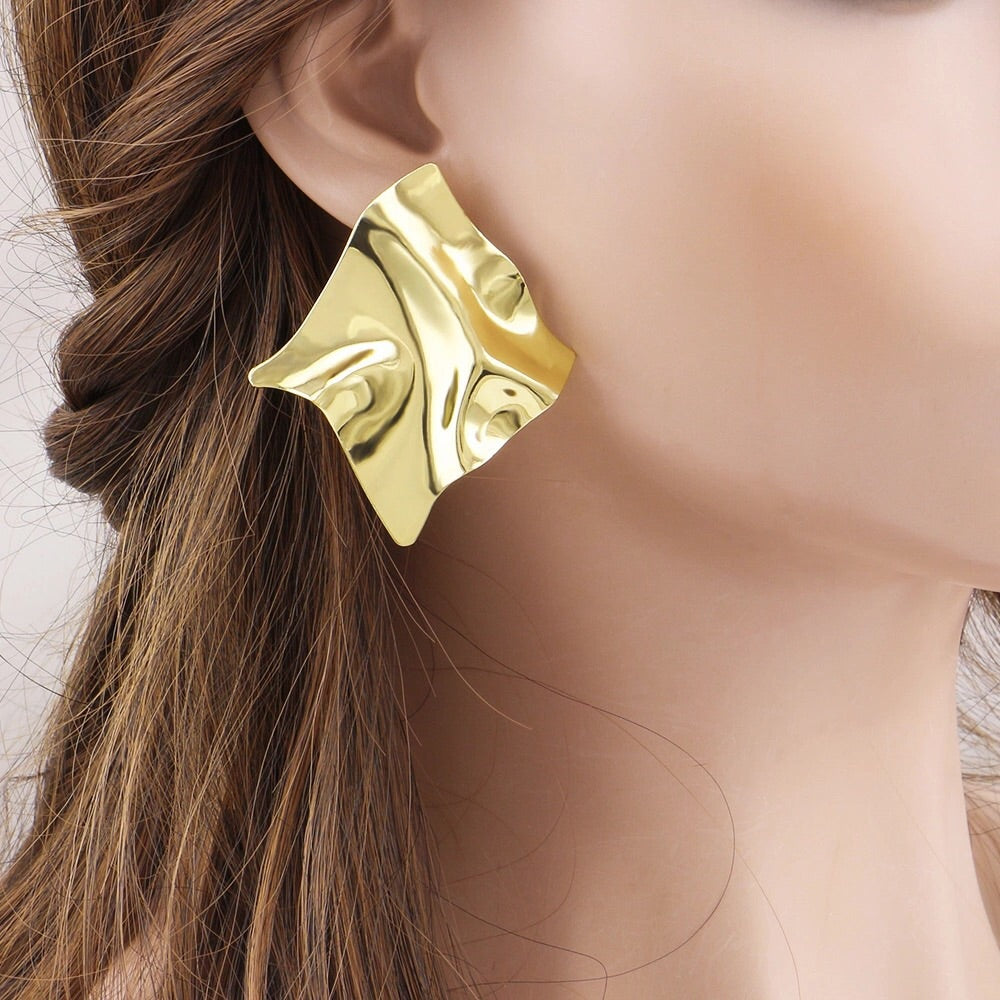 Wave Earrings - Shop Realign