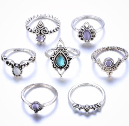 GYPSY RING STACK - Shop Realign