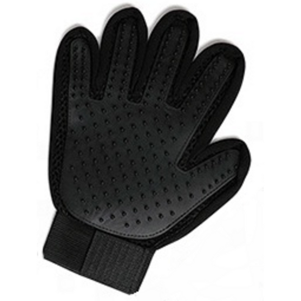 Grooming Glove - Black