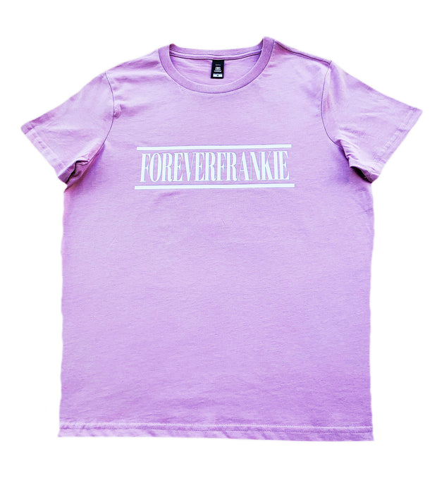 Forever Frankie T-Shirt - Light Purple