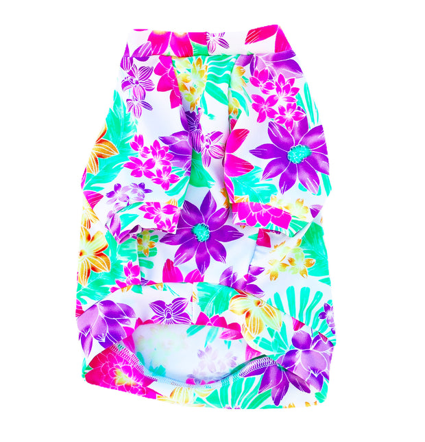 Sun & Sand Rashie - Hawaiian Crush UV 50+ (LIMITED EDITION!)