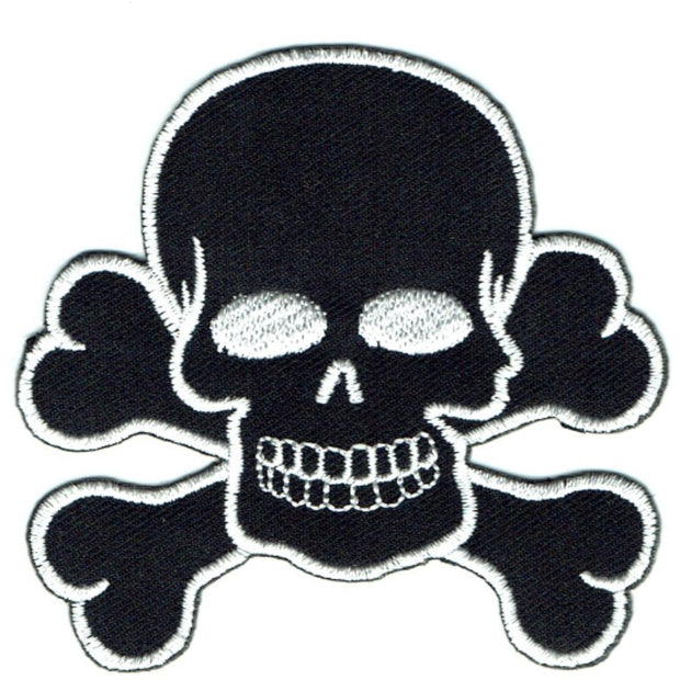 Transfers - Iron on - 'PIRATE SKULL'