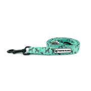 Mint Zebra - Dog Lead