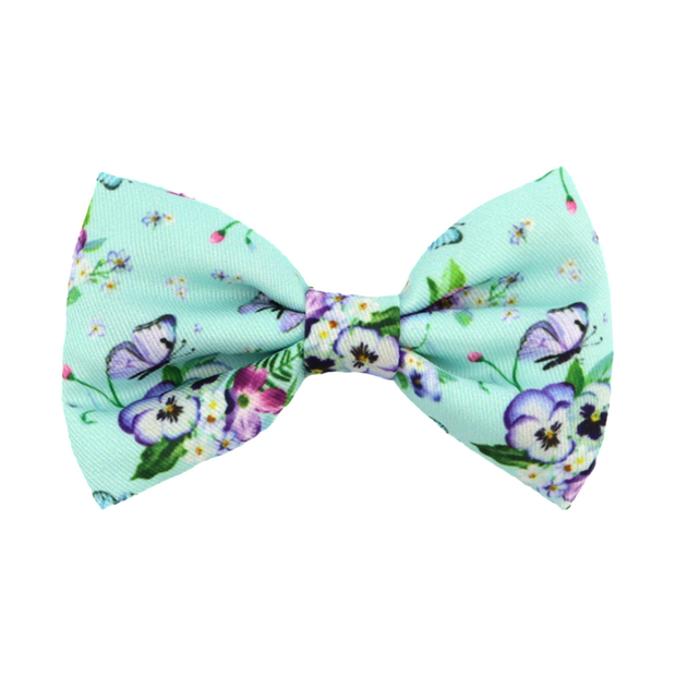 Spring Butterfly - Bow Tie