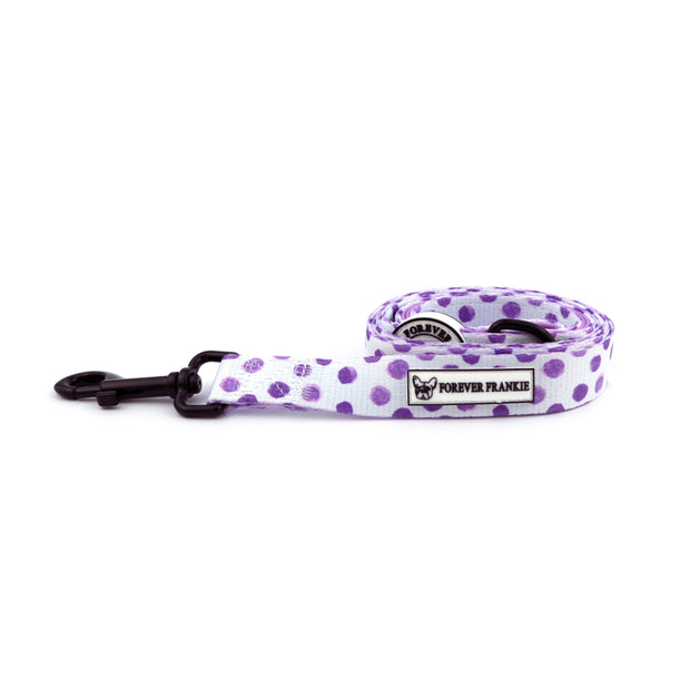 Wild About Purple - Dog Lead