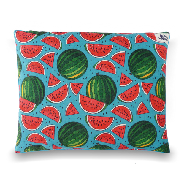 Watermelon Pineapple Dog Bed