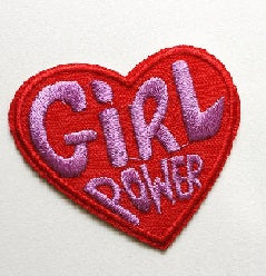 Transfers - Iron on - 'Girl Power '