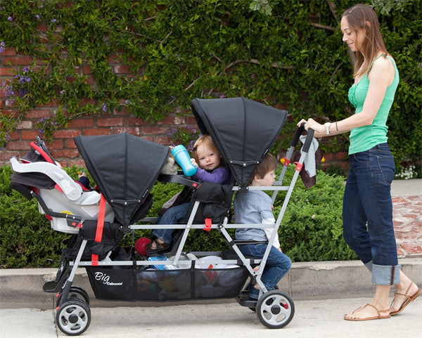5 Factors Determining Best Suited Baby Stroller