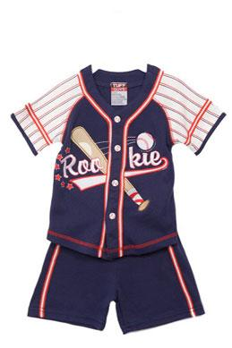 Two-Piece Baseball Style Fun Set