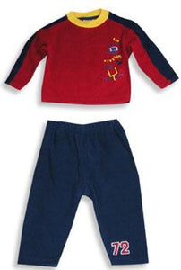 Beyond Basics Fleece Boys Set