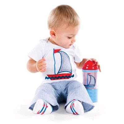 Boathouse Baby 3 Piece Pants Set