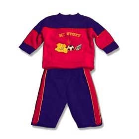 Boys Jogging Set Ready 4 Action