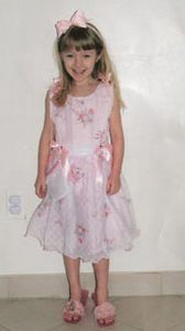 Special Occasion Pink Delight Dress