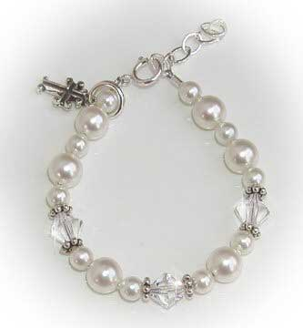 Communion/Christening Bracelet & Keepsake