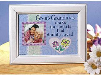 Great Grandmother Photo Frame