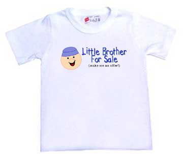 Little Brother For Sale T-Shirt