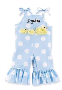 Personalized Chiffon Chick Longall