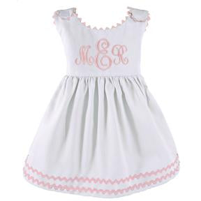 Personalized Custom Garden Party Dress