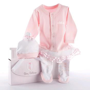 Personalized Ballerina Set