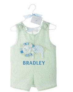 Personalized Lion Romper