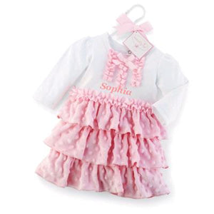 Princess Minky Dress