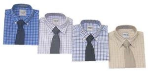 Sahara Club Dress Shirt & Tie Set