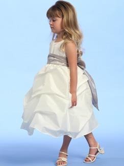 Special Occasion Flower Girl Dress by Lito