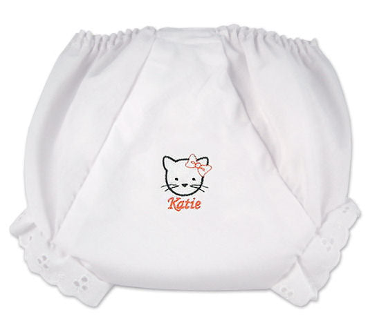 Kitty Kat Diaper Cover
