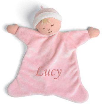 Personalized Sleepyhead Girl Cozy