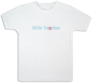 """Little Brother"" Baseball Tee Shirt"