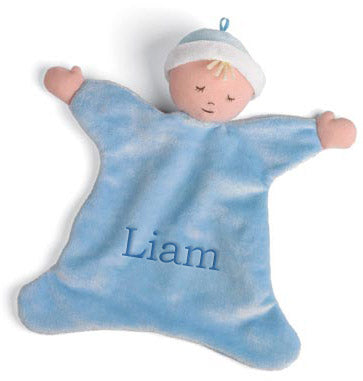 Personalized Sleepyhead Boy Cozy
