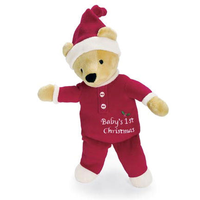 Baby's First Christmas Bear By North American Bear Co.