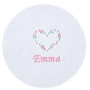 Girls Personalized Diaper Cover - in 6 designs!