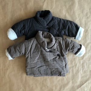 Side Button Jacket - Agaboshi