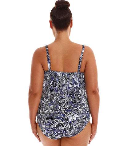 Capriosca Flouncy One Piece - Batik Swim