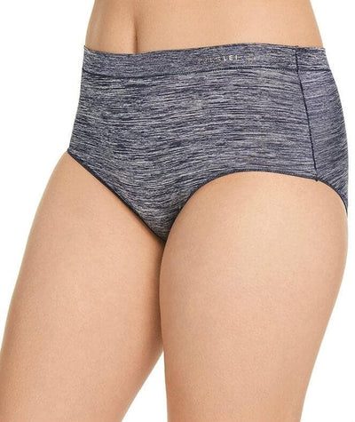 Berlei Barely There Strata Full Brief - Navy - Side