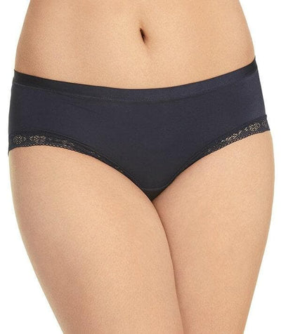 Berlei Barely There Luxe Boyleg - Navy - Front