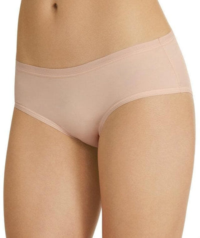 Berlei Basic Micro Midi Brief - Blush - Side