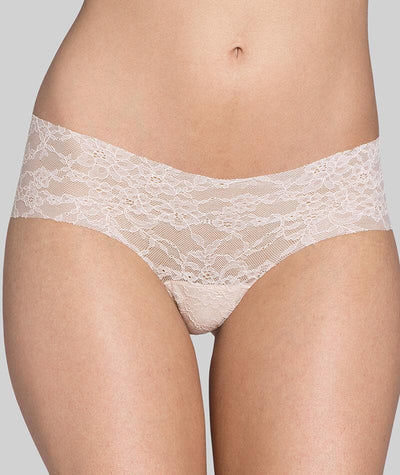 "Triumph Sloggi Light Lace 2.0 Hipster- New Beige ""Front"""