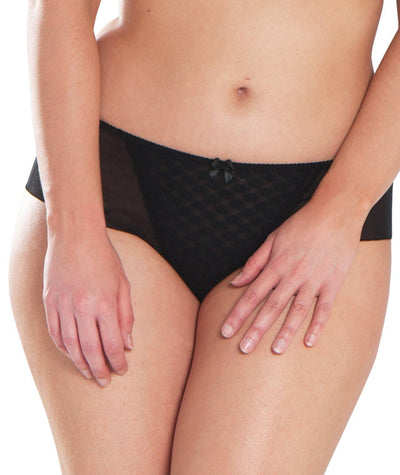 Curvy Kate Dottie Short - Black