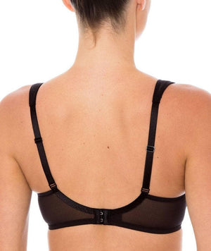 Triumph Sculpting Sensation Bra -Black - Front