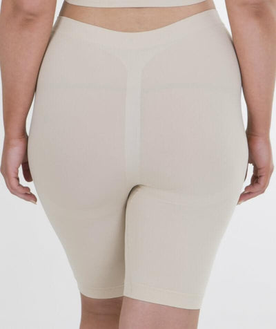 Sonsee Anti Chaffing Shorts Long Leg - Nude - Back