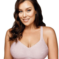 Playtex Comfort Flex Fit Jaquard Seamless Bra - Pretty Blush Zebra
